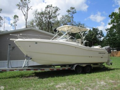 World Cat 255 DC, 26', for sale - $119,000