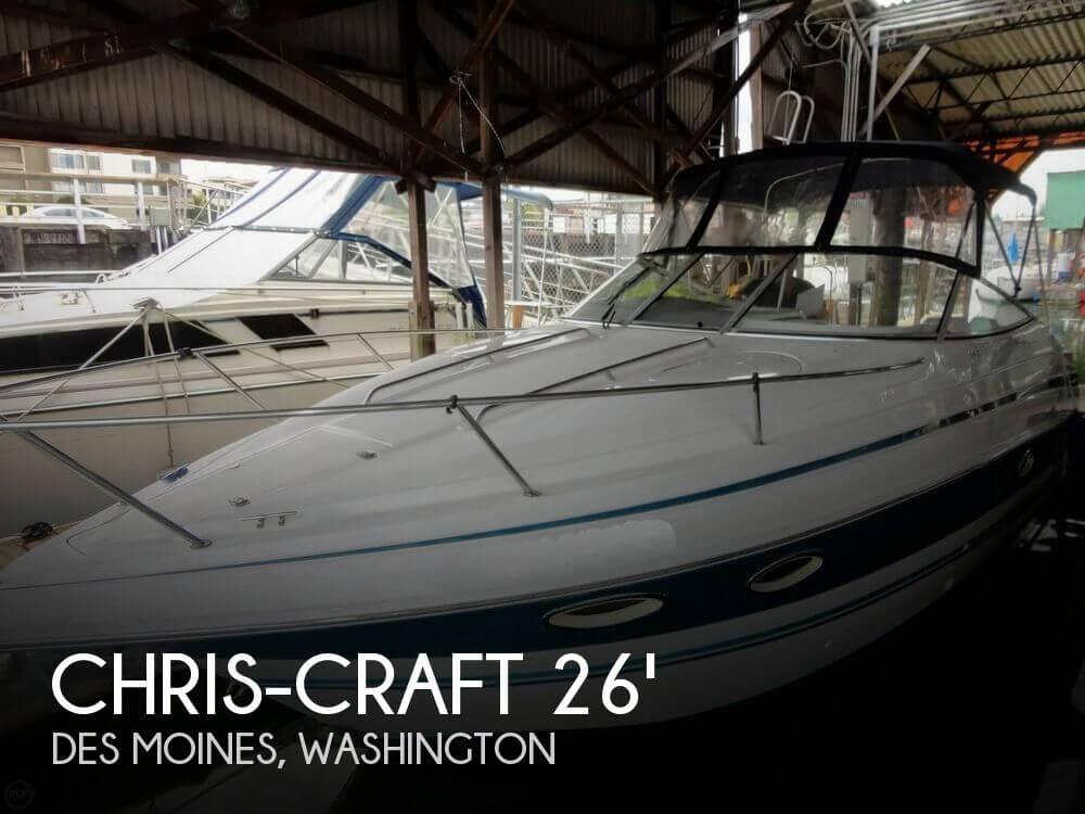 1997 CHRIS CRAFT CROWNE 26 for sale