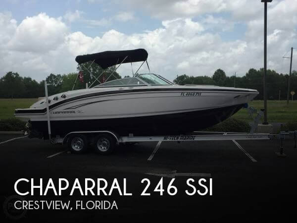 Used Chaparral SSi Boats For Sale by owner | 2012 Chaparral 246 SSI