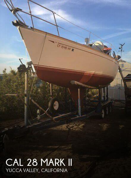 Used Cal Boats For Sale by owner | 1986 CAL 28