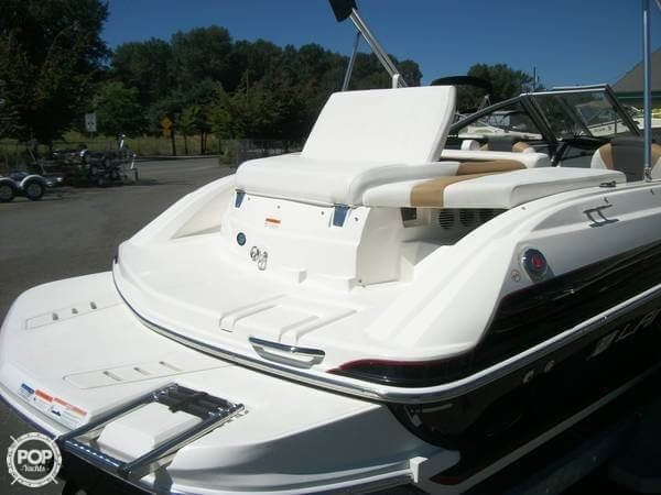 2014 Larson boat for sale, model of the boat is 205 LX & Image # 6 of 9