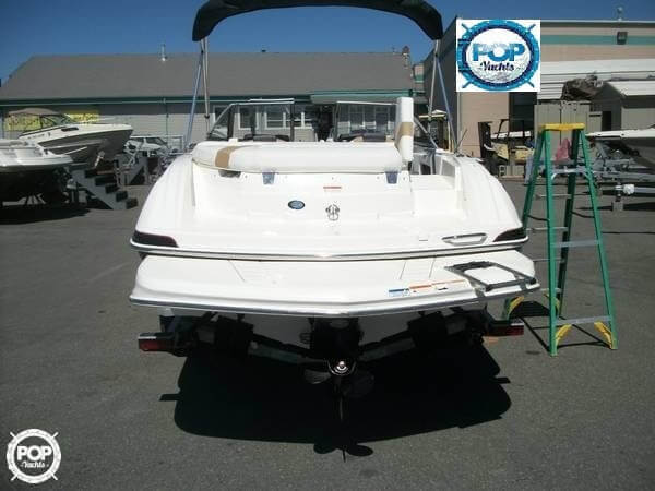 2014 Larson boat for sale, model of the boat is 205 LX & Image # 8 of 9