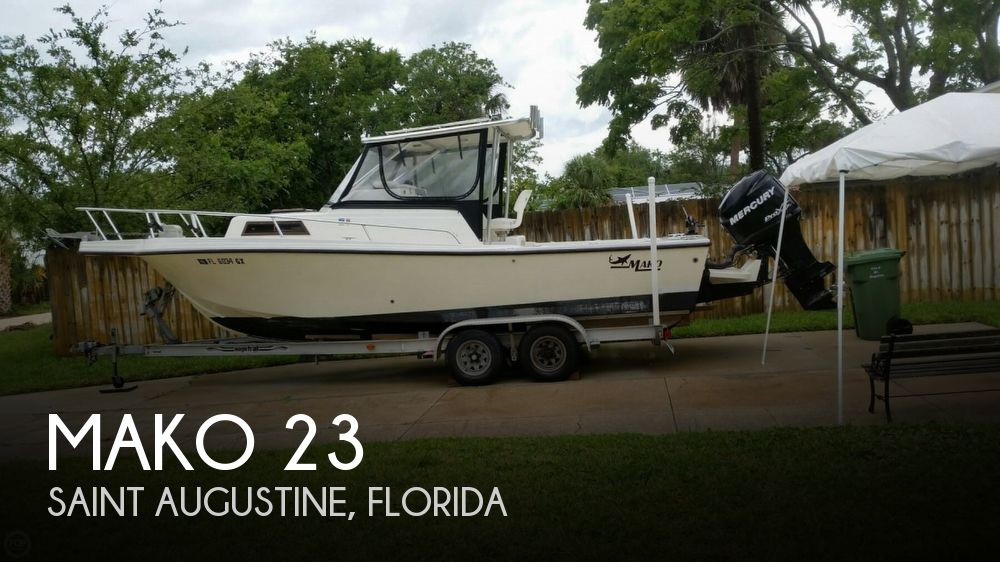 Used MAKO 23 Boats For Sale by owner   1990 Mako 23