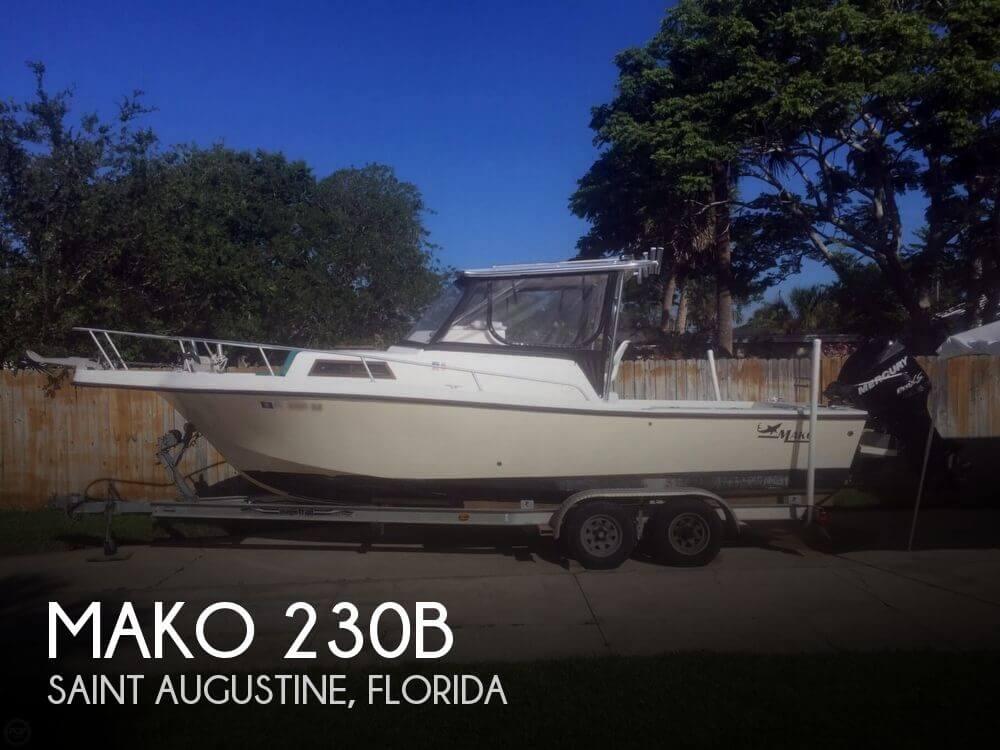 1990 Mako 230B
