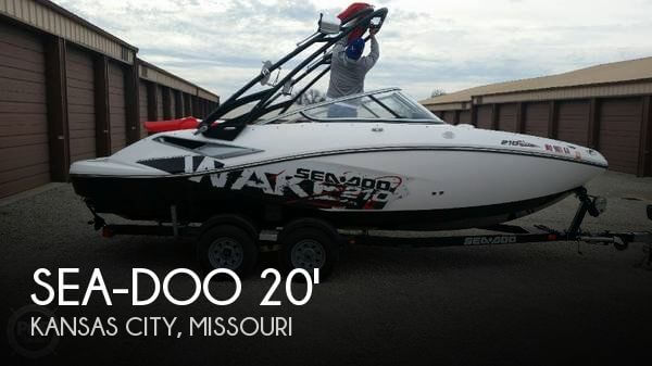 Used Boats For Sale in Kansas City, Missouri by owner | 2011 Sea-Doo 20