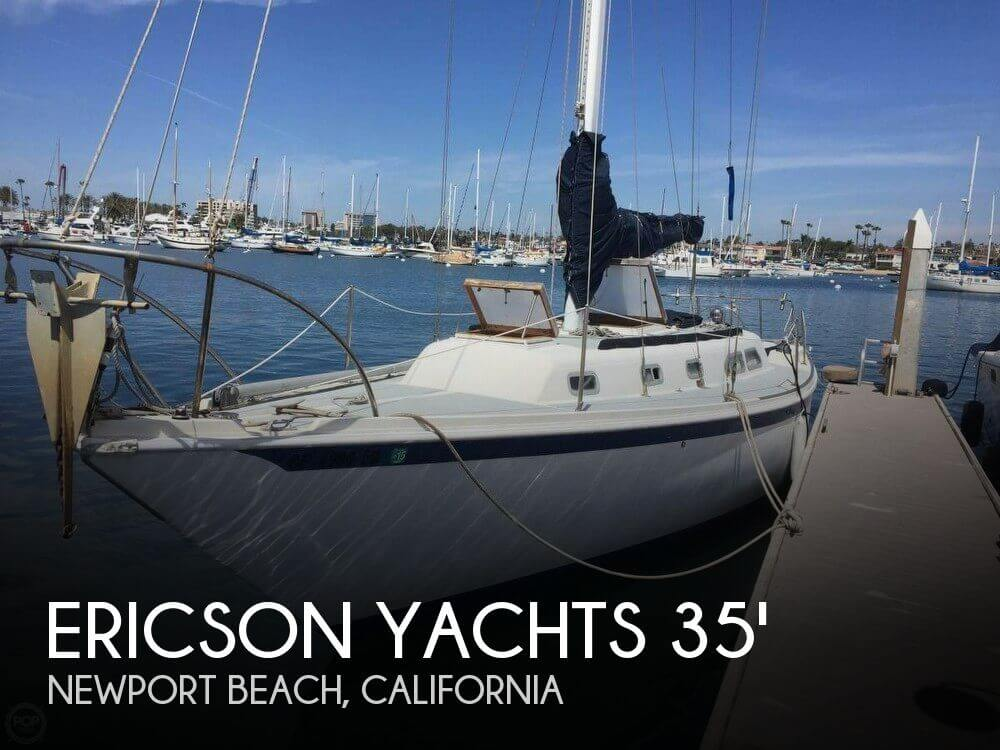 Used Ericson Boats For Sale by owner | 1971 Ericson Yachts 35