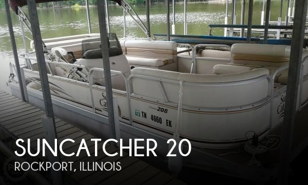 Used Boats For Sale by owner | 2008 SunCatcher 20
