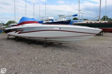 Scarab 38C, 37', for sale - $38,400