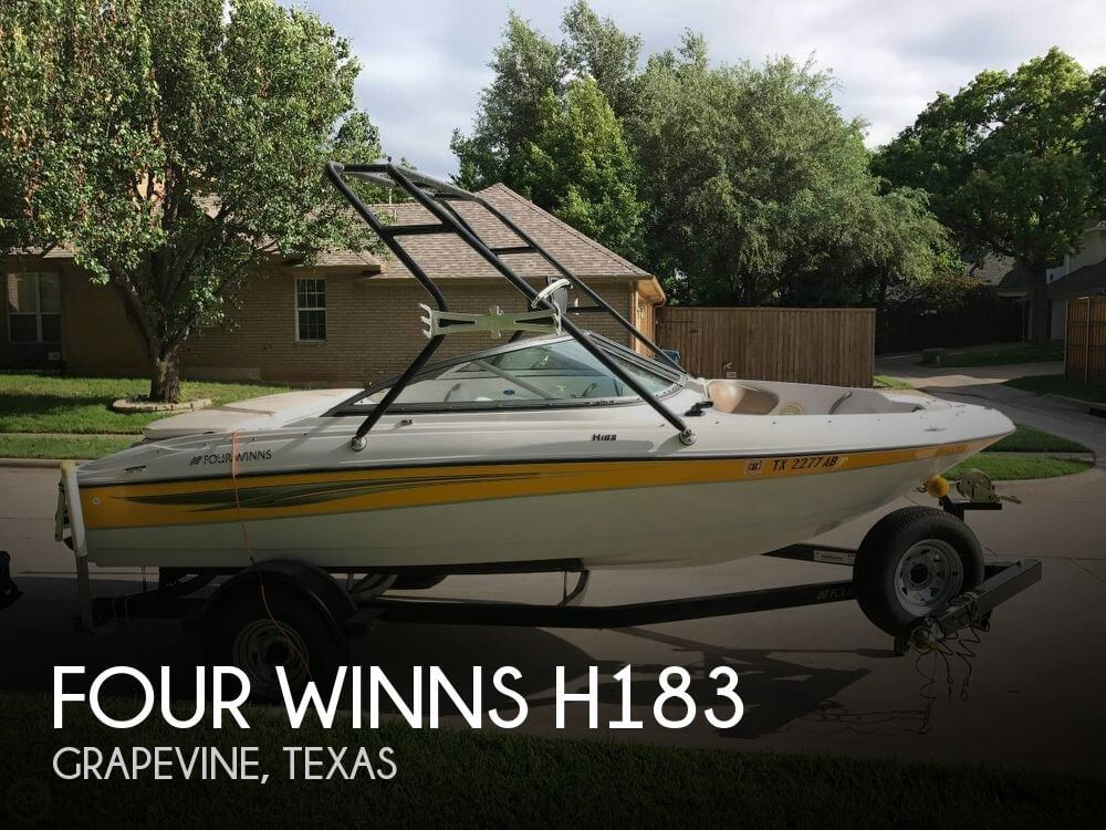 Used Four Winns Boats For Sale in Texas by owner | 2008 Four Winns 17