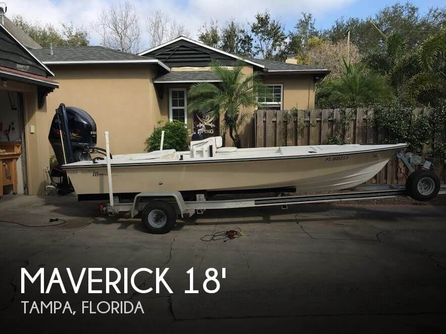 Used Maverick Boats For Sale by owner | 2000 Maverick 18