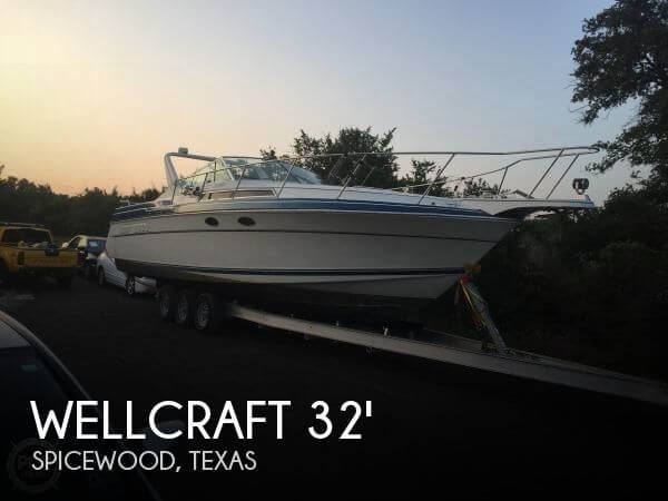 Used Wellcraft 37 Boats For Sale by owner | 1988 Wellcraft 37