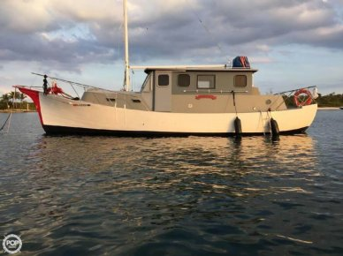 US Coast Guard 37 Motor Life Boat, 37', for sale - $22,000