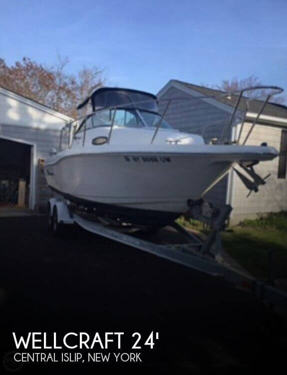 Used Wellcraft Boats For Sale in New York by owner | 2002 Wellcraft 24