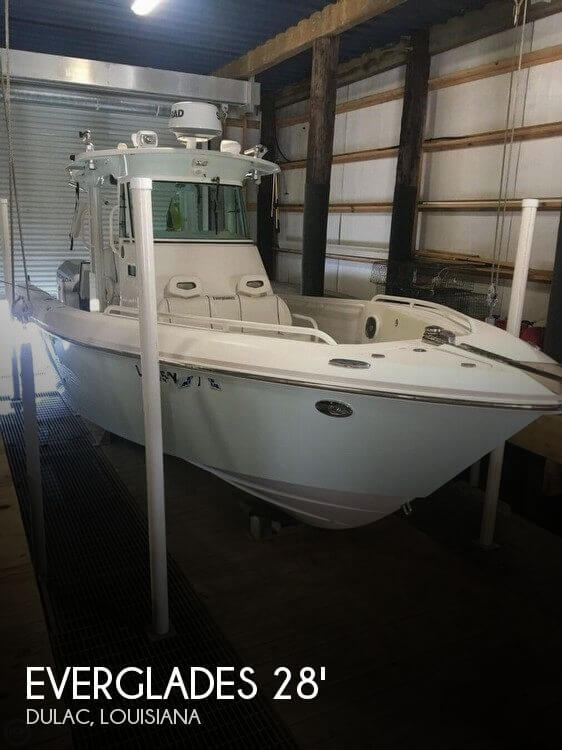 Used Boats For Sale by owner | 2007 Everglades 290 Pilot