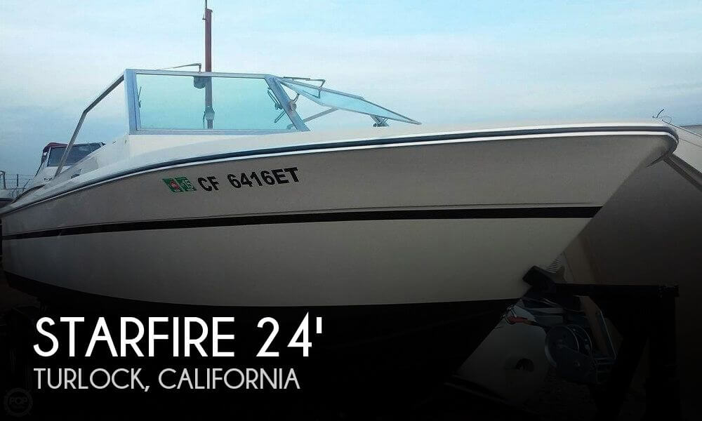 Used Boats For Sale in Fresno, California by owner | 1972 Starfire 24