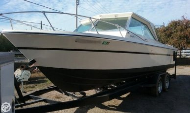 Starfire 245 Fisherman, 24', for sale - $14,500