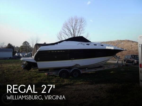 Used Regal 27 Boats For Sale by owner | 2005 Regal 27