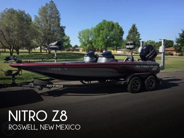 Used Boats For Sale in New Mexico by owner | 2015 Nitro 20