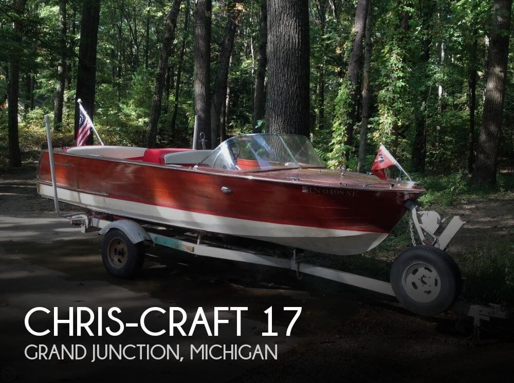 Used Chris-Craft Boats For Sale in Michigan by owner | 1959 Chris-Craft 17