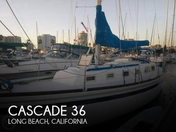 Used Cascade Boats For Sale by owner | 1972 Cascade 36