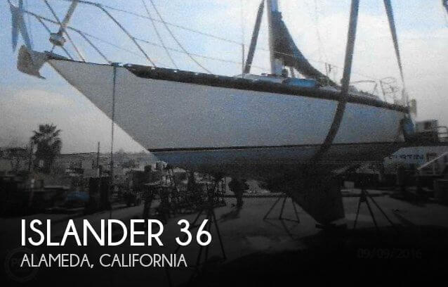 Used Islander Boats For Sale by owner | 1973 Islander 36