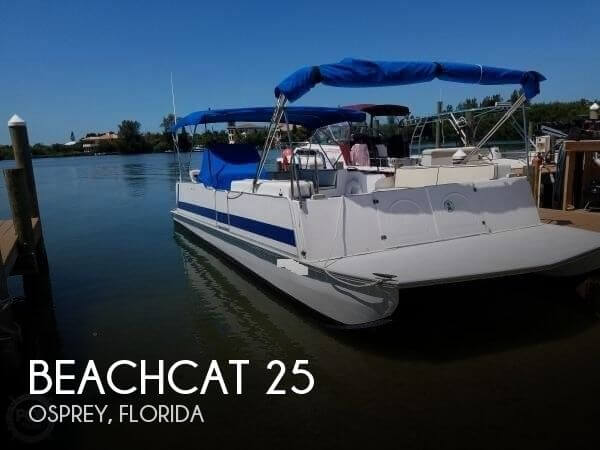 Used Beachcat Boats For Sale by owner | 2000 Beachcat 25