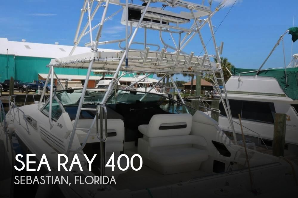 Used Sea Ray Boats For Sale in Florida by owner | 1992 Sea Ray 40