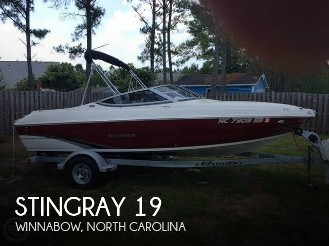 Used Stingray Ski Boats For Sale by owner | 2014 Stingray 19