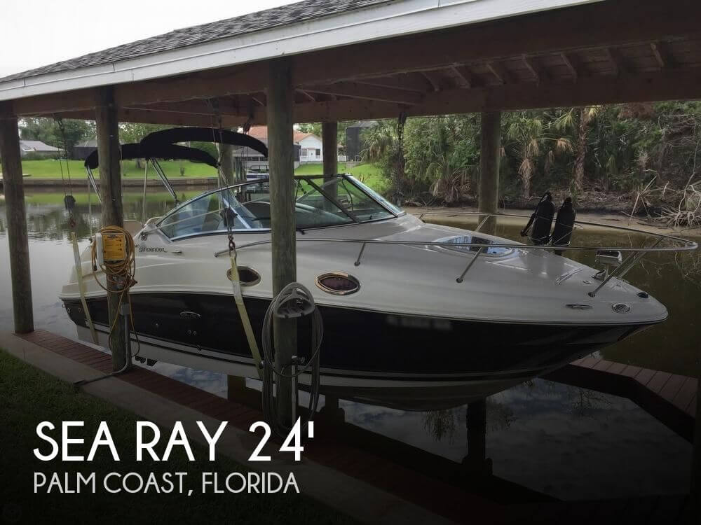 Used Sea Ray 24 Boats For Sale by owner | 2008 Sea Ray 240 Sundancer