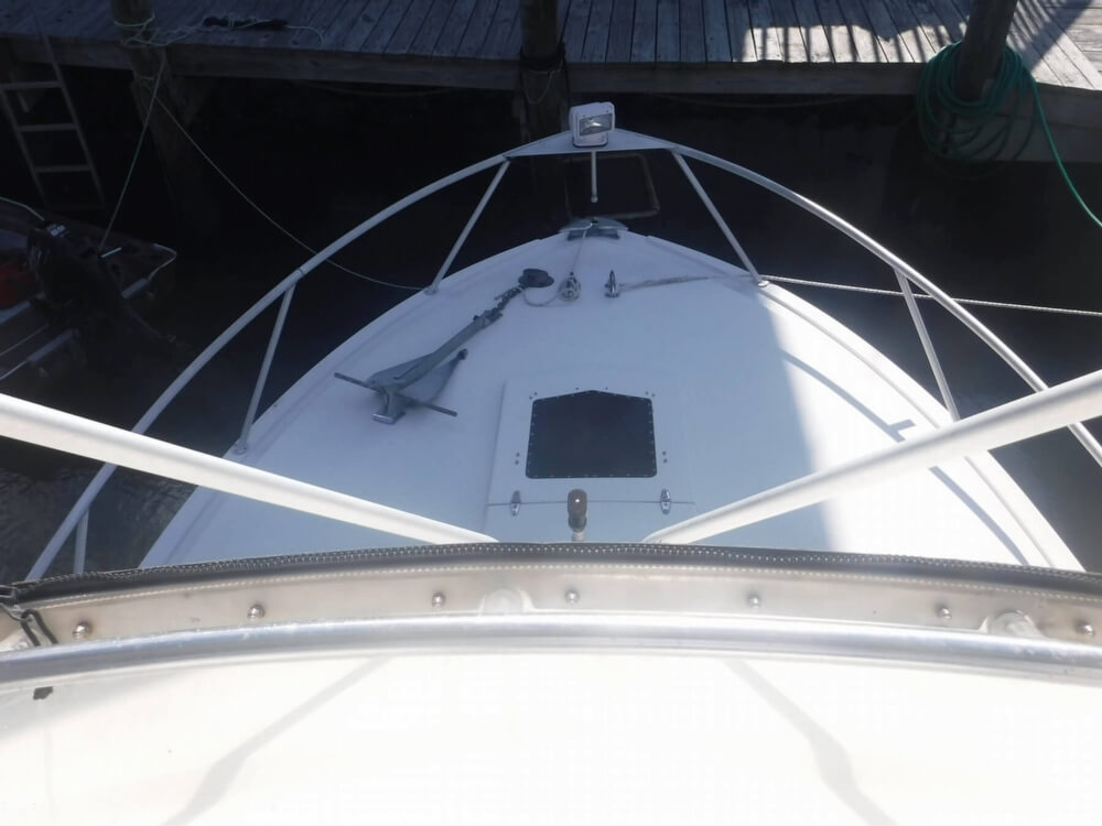 1991 Bertram boat for sale, model of the boat is FB Cruiser 28 & Image # 37 of 40