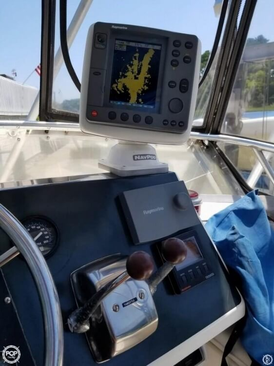 1991 Bertram boat for sale, model of the boat is FB Cruiser 28 & Image # 22 of 40