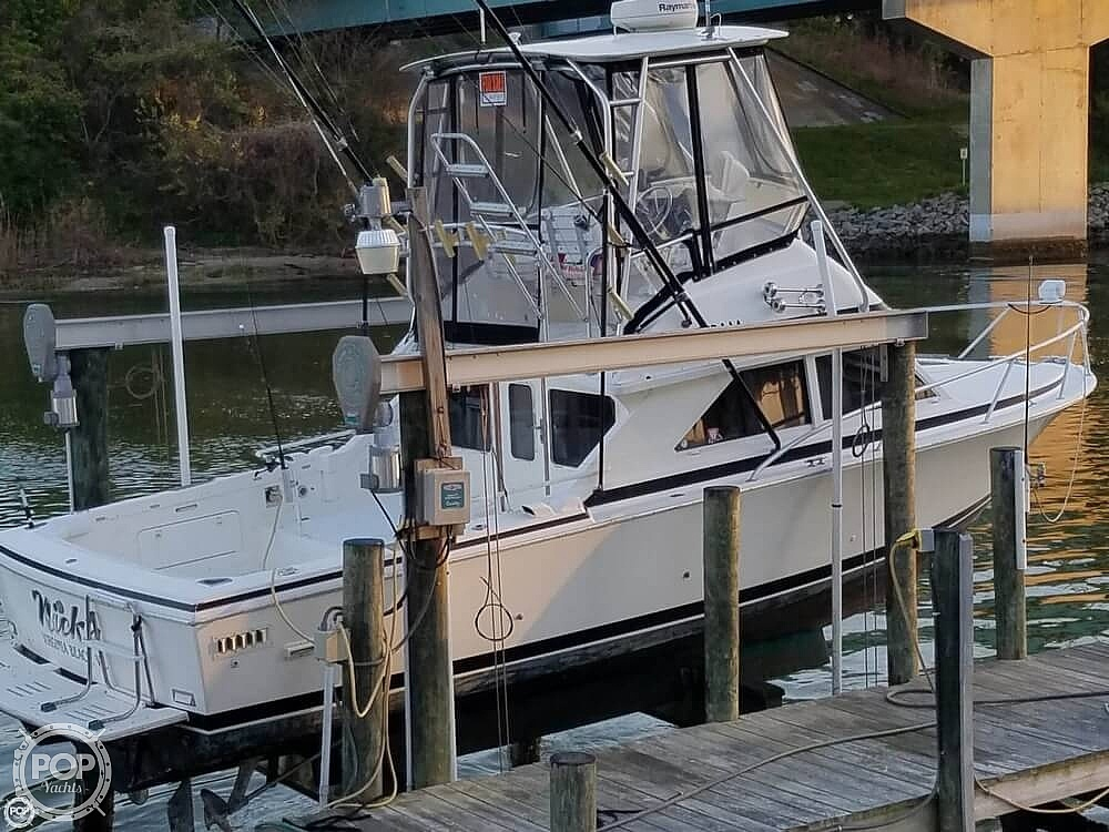 1991 Bertram boat for sale, model of the boat is FB Cruiser 28 & Image # 32 of 40