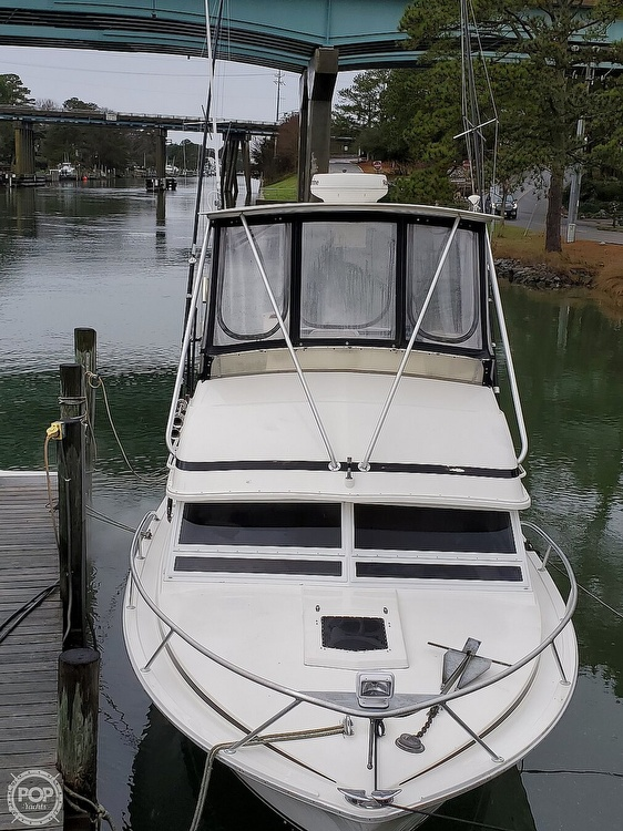1991 Bertram boat for sale, model of the boat is FB Cruiser 28 & Image # 38 of 40