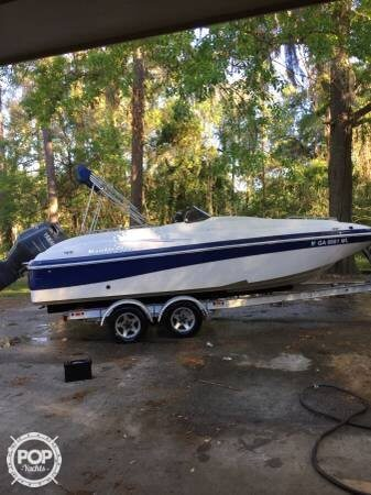 2008 NAUTIC STAR 21 for sale