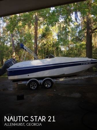 Used Nautic Star Boats For Sale in Georgia by owner | 2008 Nautic Star 21