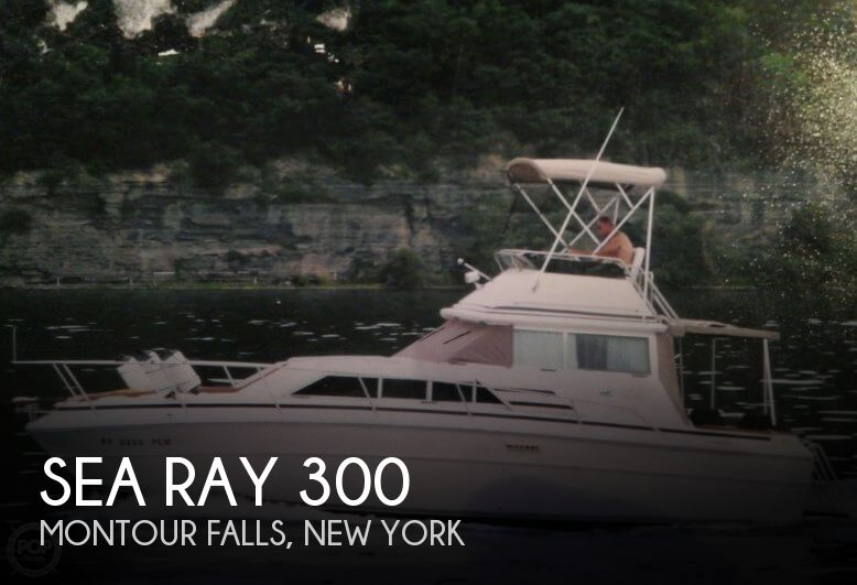 1979 SEA RAY 300 SEDAN BRIDGE for sale