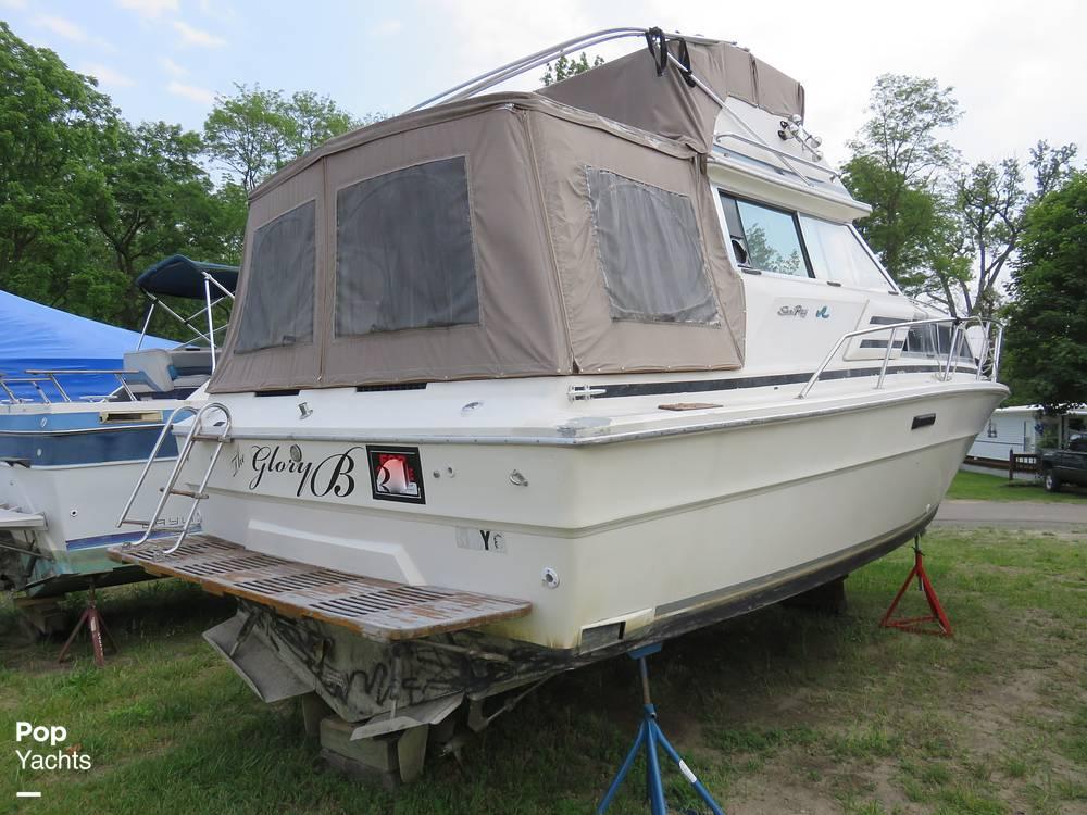 1979 Sea Ray boat for sale, model of the boat is 300 Sedan Bridge & Image # 9 of 40
