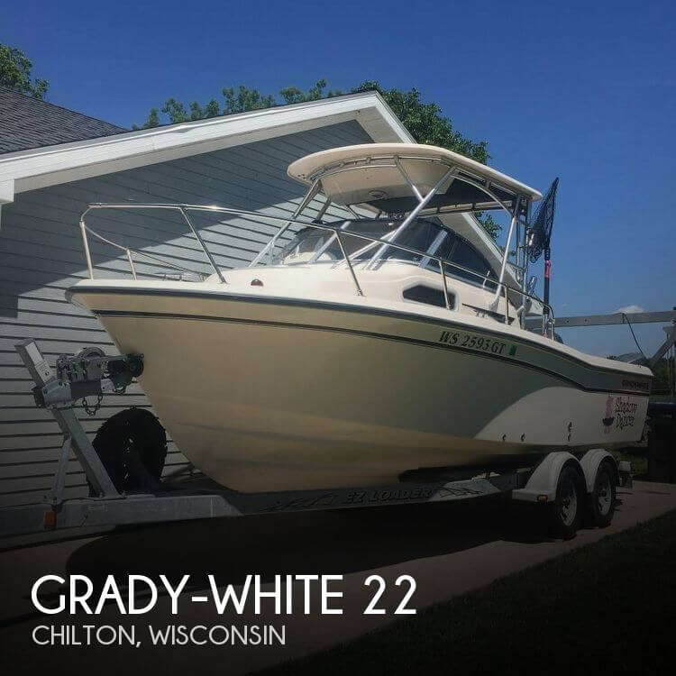 Used Boats For Sale in Green Bay, Wisconsin by owner | 2004 Grady-White 22