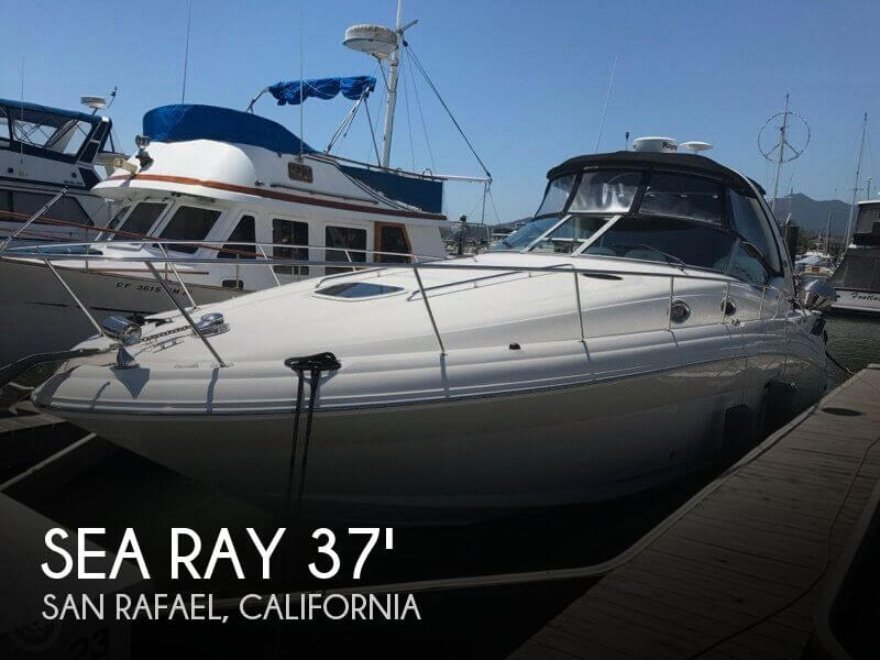 Used Boats For Sale in San Jose, California by owner | 2007 Sea Ray 37