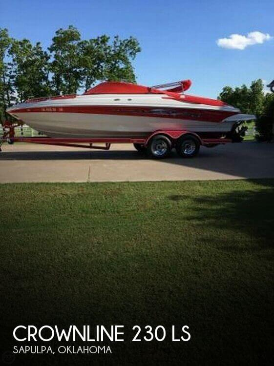 Used Power boats For Sale in Tulsa, Oklahoma by owner | 2006 Crownline 23