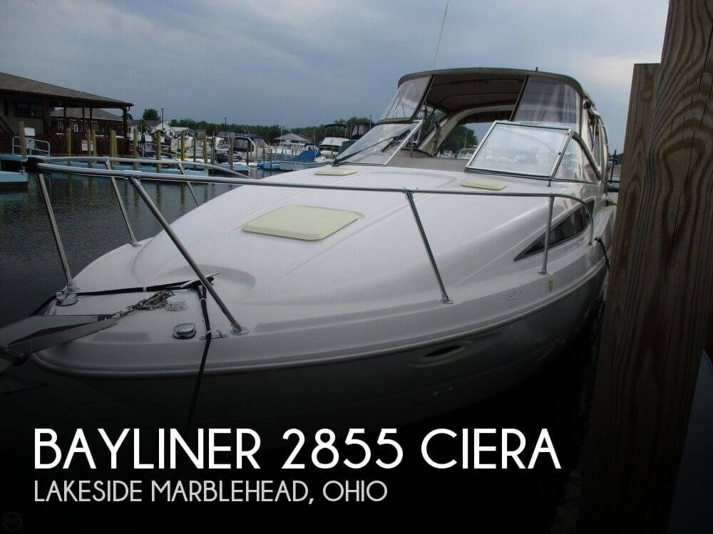Used Bayliner Boats For Sale in Ohio by owner | 2001 Bayliner 28