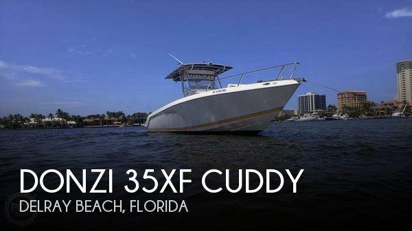 Used DONZI Boats For Sale by owner | 2003 Donzi 34