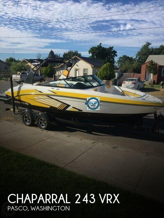 2015 CHAPARRAL 243 VRX for sale