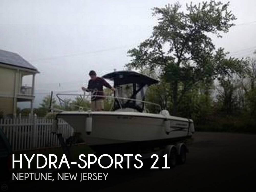 Used Hydra-Sports Boats For Sale by owner   2005 Hydra-Sports 21