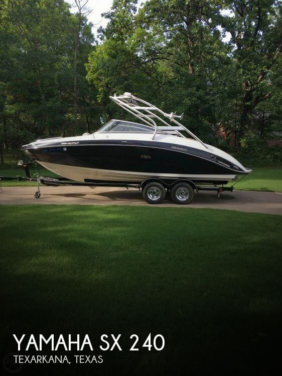 Used Yamaha Boats For Sale in Texas by owner | 2010 Yamaha 24