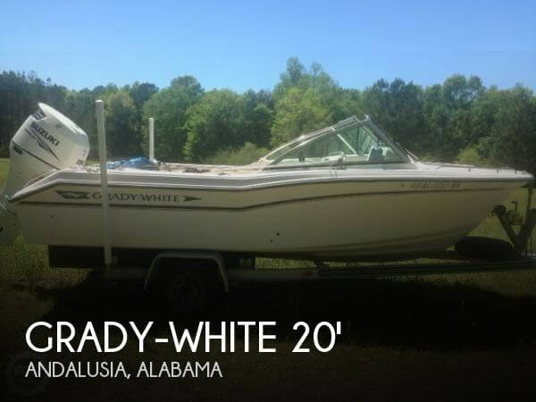 1994 GRADY WHITE 20 for sale