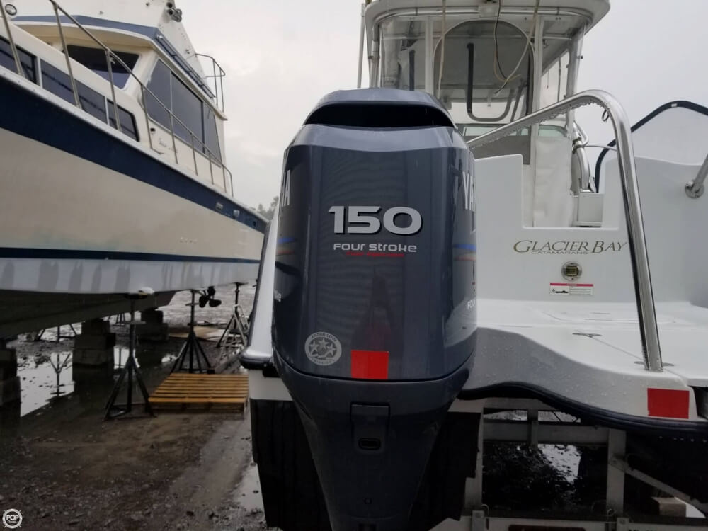2007 Glacier Bay boat for sale, model of the boat is 2670 Island Runner & Image # 4 of 40