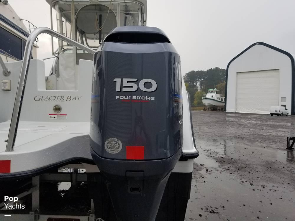 2007 Glacier Bay boat for sale, model of the boat is 2670 Island Runner & Image # 5 of 40