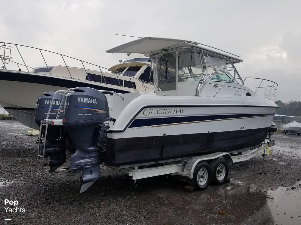 2007 Glacier Bay boat for sale, model of the boat is 2670 Island Runner & Image # 6 of 40