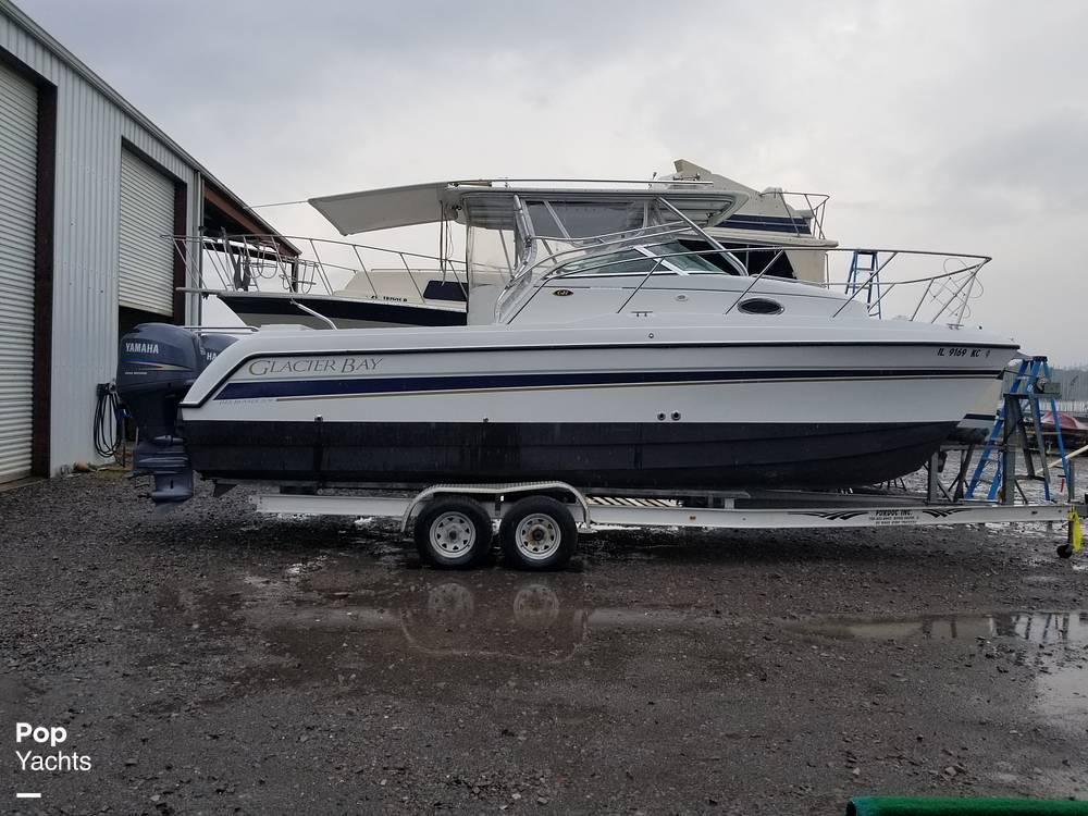 2007 Glacier Bay boat for sale, model of the boat is 2670 Island Runner & Image # 9 of 40